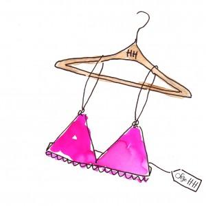 bra on hanger size hh