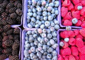 berries travel snacks