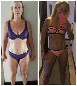 Natalie Up transformation